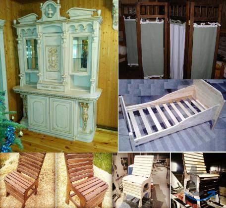 Мебель НатуральноеДерево ДляДома ДляОфиса На заказ
