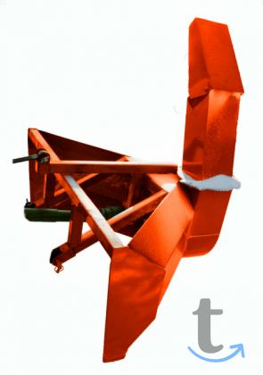 Снегоочиститель роторный для минитрактора
