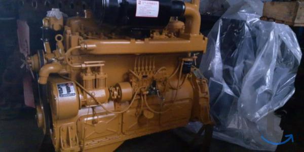 Двигатель Shanghai 6135K-13B на XiaGong XG942 и XCMG