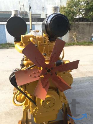 Двигатель Shanghai 6135K-13...