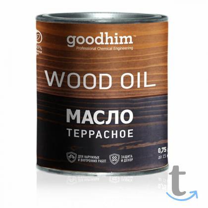 Масла Goodhim (Гудхим, Россия) для древесины.