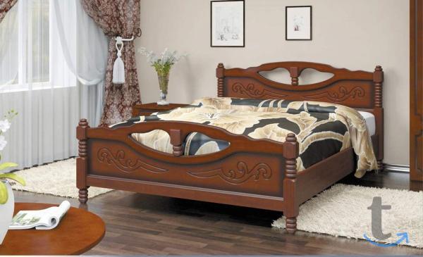 Деревянные кровати по самым доступным ценам в Крыму