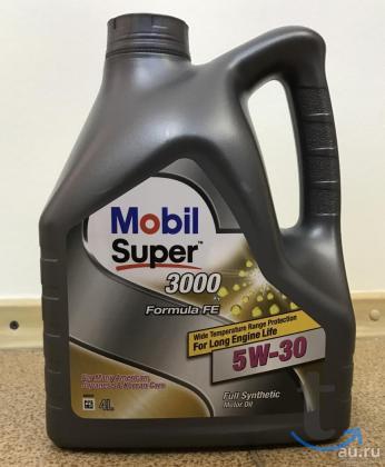 Моторное масло Mobil 3000 5w-40 4l. EU