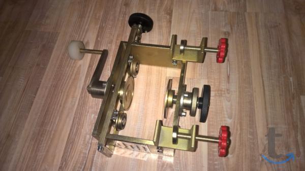 Изготовим машинки закаточные для жестяных банок 7 и 9