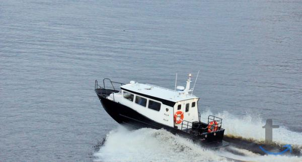 Новый скоростной морской ка... в городеАрхангельск