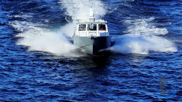 Морской водометный катер Ба... в городеНорильск