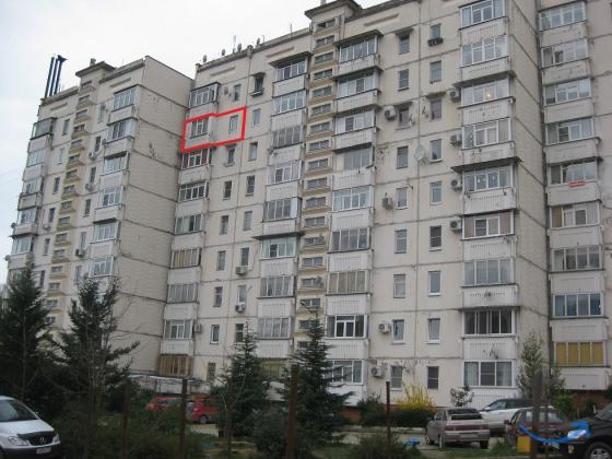 Продам свою 2-к квартиру 64 кв.м...
