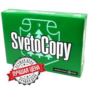 Бумага А4 SvetoCopy - купит... в городеМосква