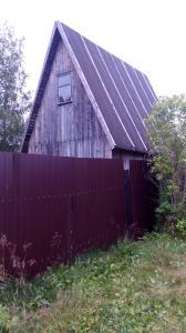 Продам участок с дачей в городеВыборг
