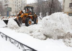 Уборка, погрузка и вывоз снега в городеНижний Новгород