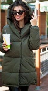 Зимняя куртка Зефирка недорого