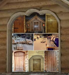 Двери На заказ Натурал...Москва