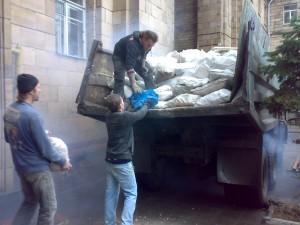 Вывоз мусора (газель,камаз,... в городеНижний Новгород