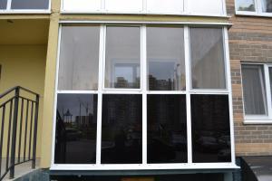 балкон - обшить и утеплить ...