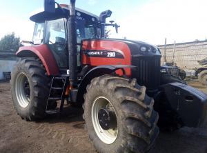 Трактор колёсный VERSATILE 280, б/у в городеГлазов