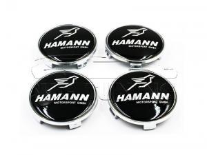 Колпачки Hamann в литые дис...
