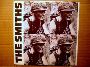 The Smiths – Meat Is Murder в городеСанкт-Петербург