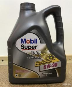 Моторное масло Mobil 3000 5...