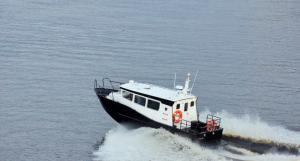 Новый скоростной морской ка...