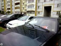 Раскладка под дворники а/м в Казани