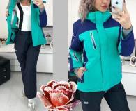 Зимние спортивные костюмы женские недорого