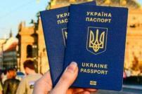 Паспорт  Украины, загранпаспорт, ID карта, свидетельс