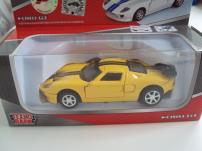 Автомобиль FORD GT Технопарк