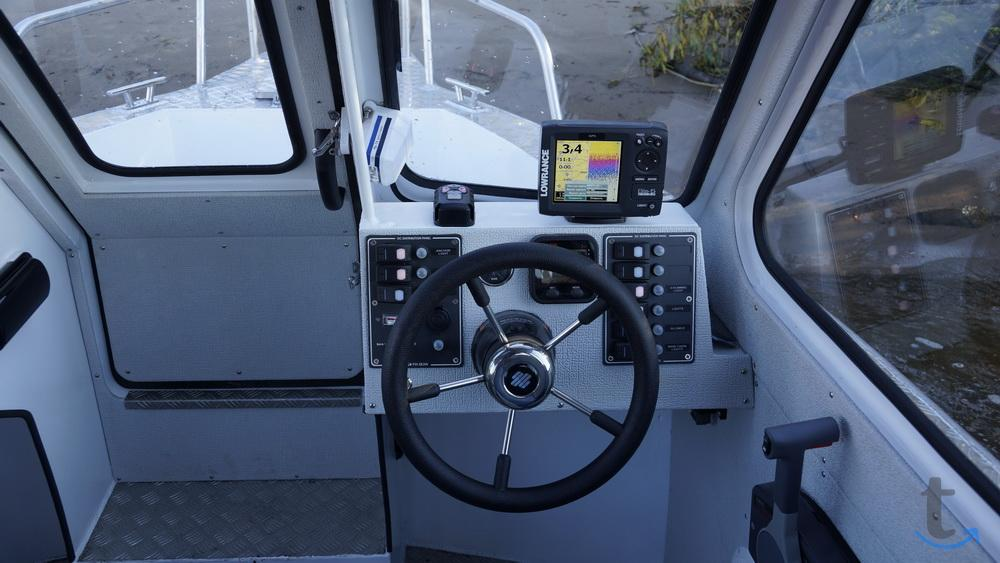 Скоростной катер Баренц 620 МР