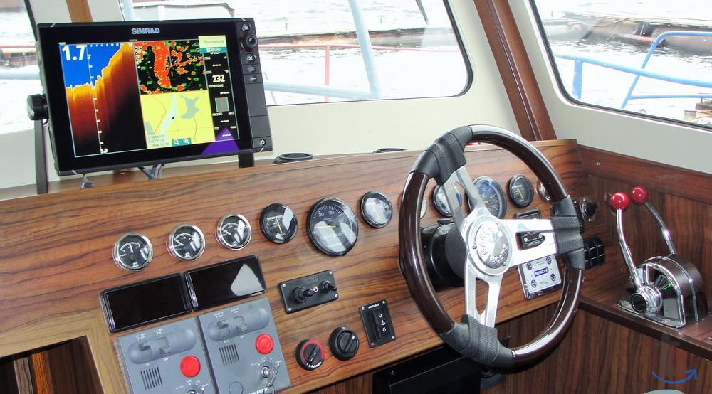 Морской водометный катер Баренц ...