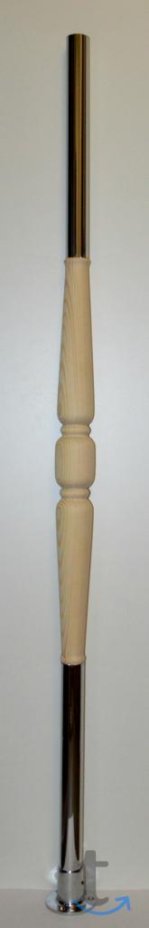 Комбинированные балясины, столбы...