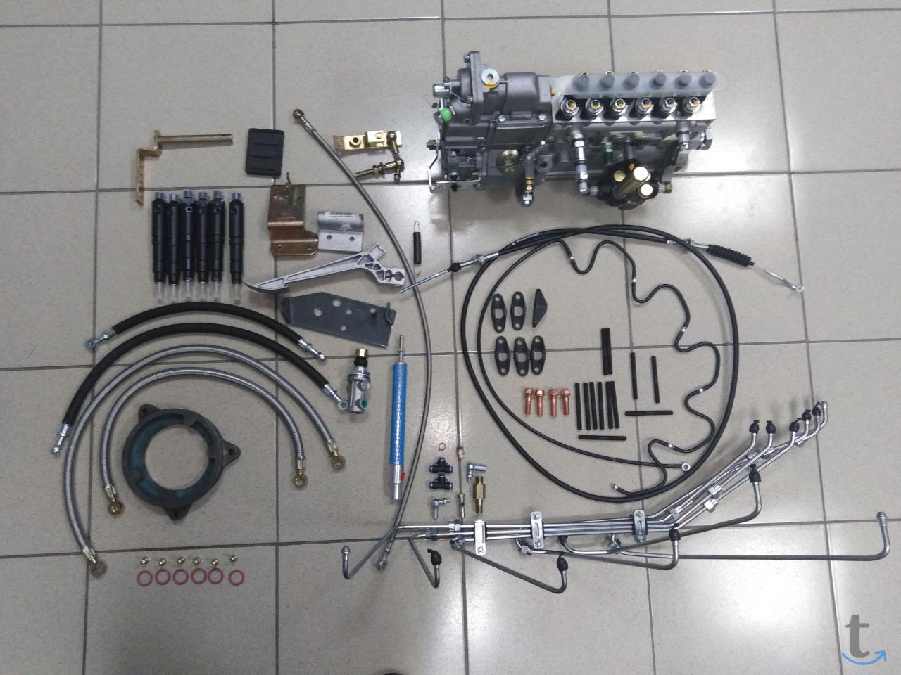 Комплект переоборудования Sinotruk D10.34 в Евро-2