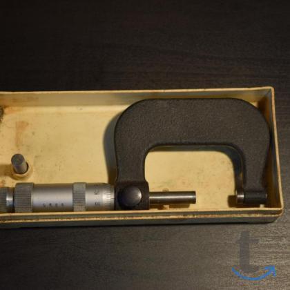 микрометр мк 25-50 мм СССР