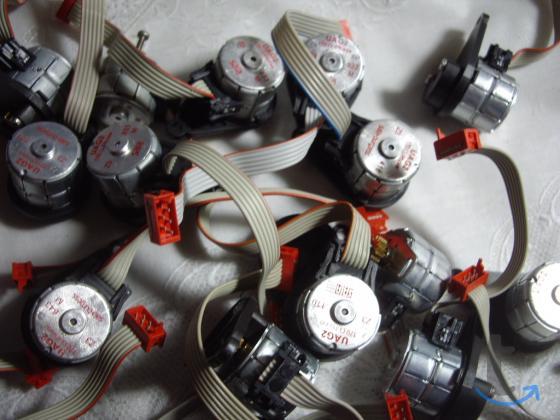 Моторчик шаговый 12 вольт