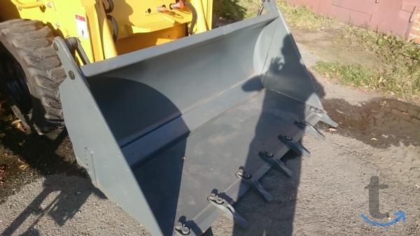 Ковш челюстной КЧ-46 на мини погрузчик. Новый