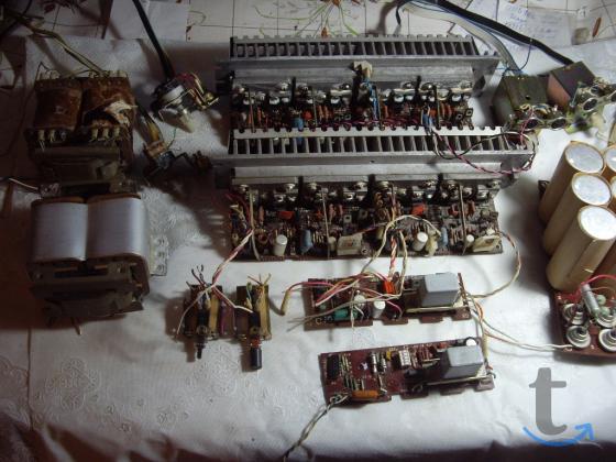 Усилитель Радиотехника У -101