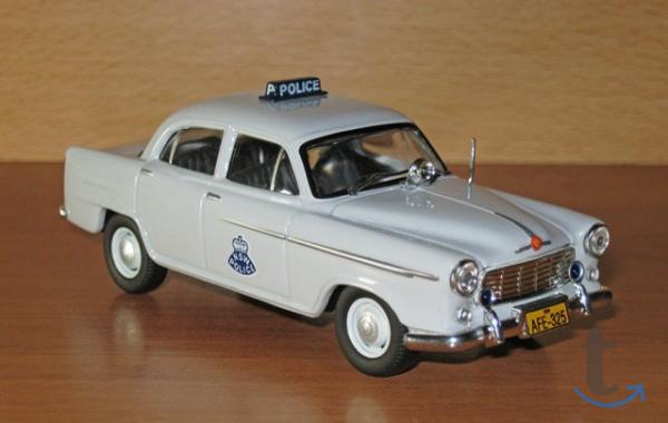 Полицейские машины мира №10 HOLDEN FE