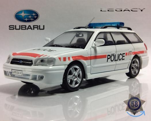 Полицейские машины мира №58... в городеЛипецк