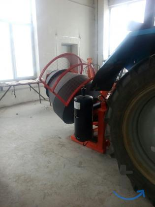 Рециклер асфальтобетона ЕМ-350 навесной