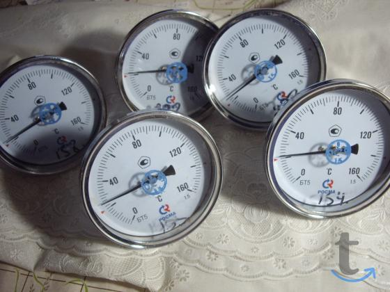 Термометр биметаллический БТ-5