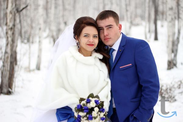 Кафе для свадьбы - зимой в ... в городеТомск