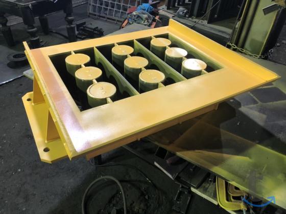 Изготовление пуансон-матриц для вибропрессов