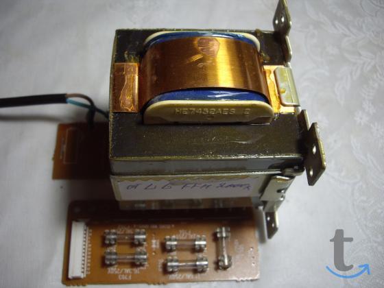Мощный трансформатор от музыкального центра  LG