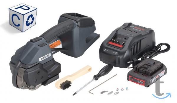 Аккумуляторный стреппинг инструмент д BXT3-16 SIGNODE
