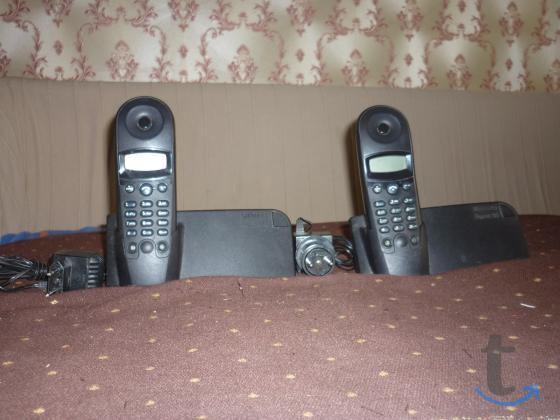Телефон DECT SIEMENS 2 штуки. в городеСанкт-Петербург
