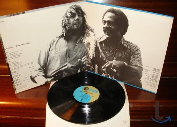 Eric Burdon And Jimmy Witherspoon – Guilty!