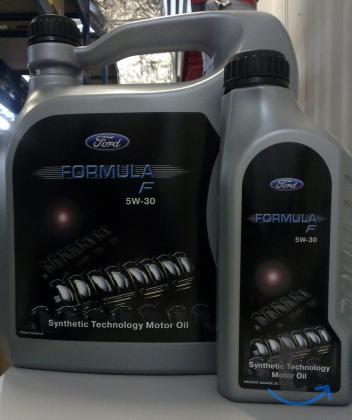 моторное масло Ford Formula f 5w-30