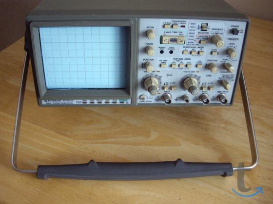 Осциллограф HITACHI VC-6045А
