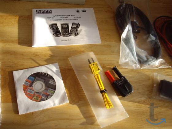 APPA 505, Мультиметр цифровой (Госреестр) Новый