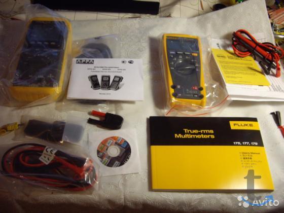 Мультиметр APPA 305 и FLUKE 177
