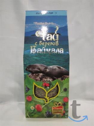 Чай травяной, Чай с Берегов Байкала